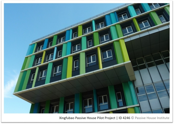Xingfubao Passive House Pilot Project