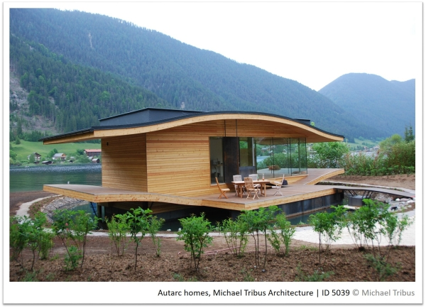 Autarc Passive House homes