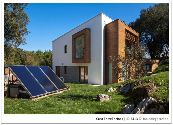 Casa EntreEncinas Passive House