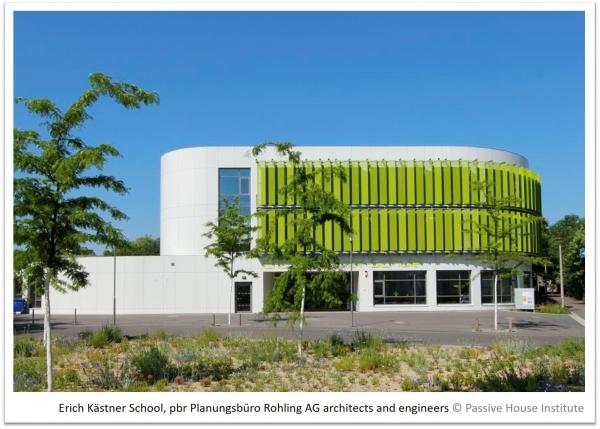 Erich Kästner Passive House School