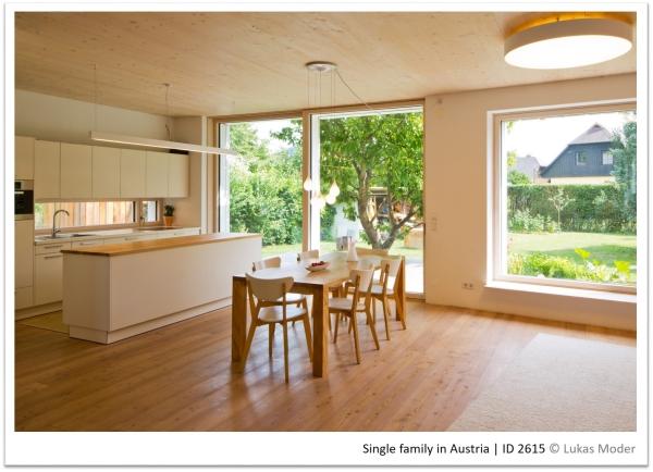 Single-family Passive House in Austria