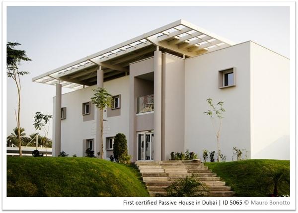 First Passive House in Dubai