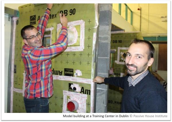 Model building in Dublin