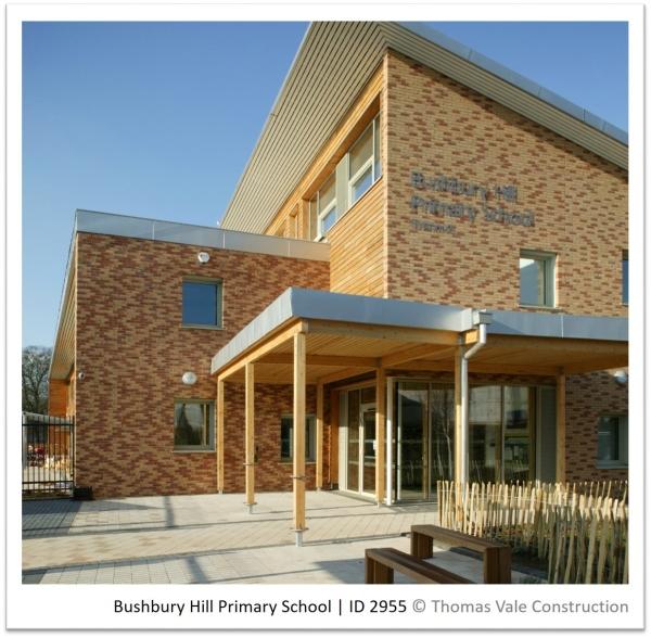 Bushbury Hill Passivhaus School